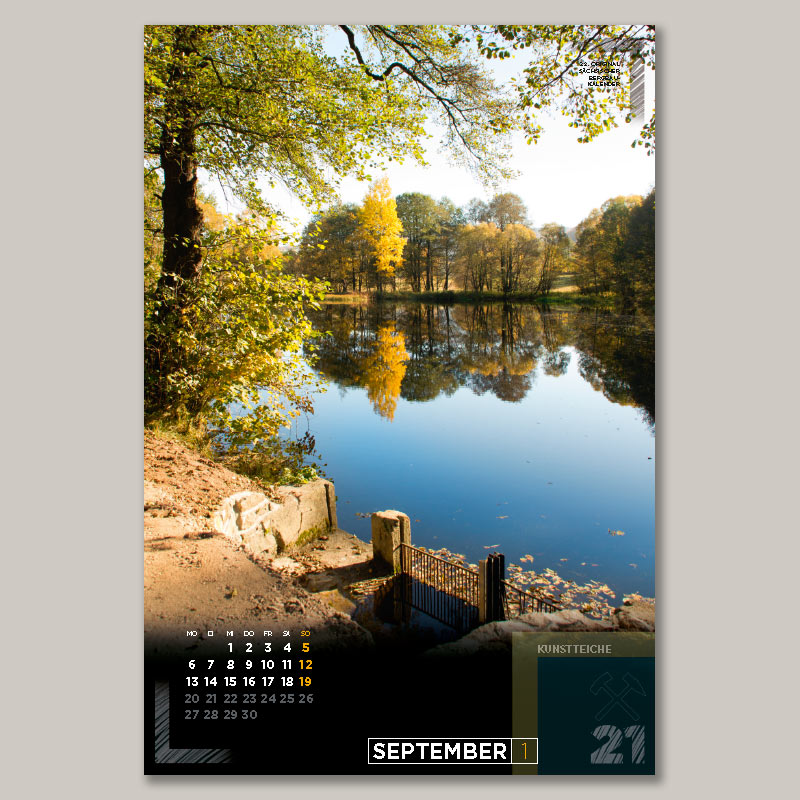 Bergbaukalender 2021 - September 1